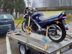 13554 Anhänger für 1-2 Motorräder
