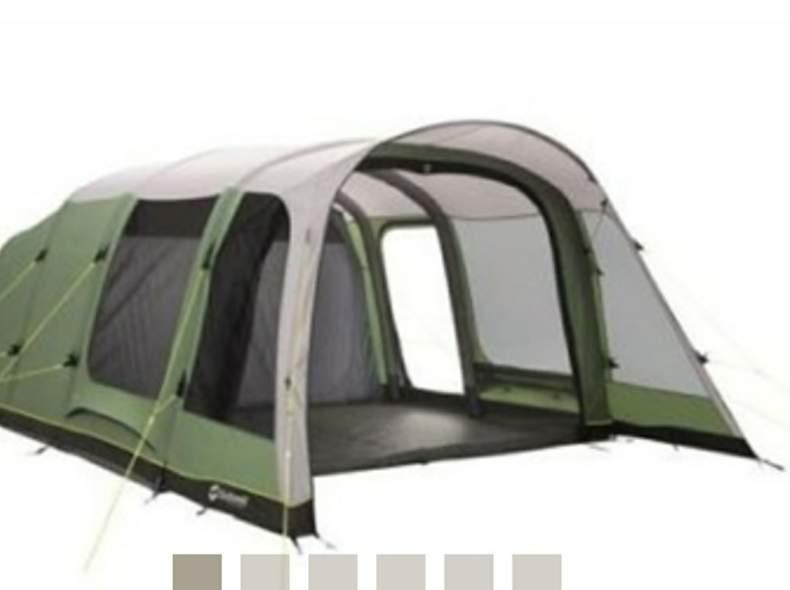 24140 Camping Zelt Outwell 6 Personen