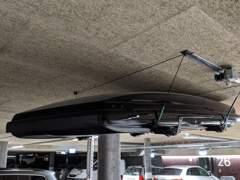 24156 Thule Dachbox L900 Dynamic+Wingbars