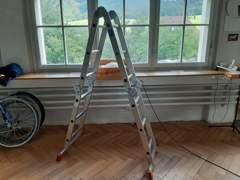 24205 Leiter bis 360cm / Arbeitsbühne