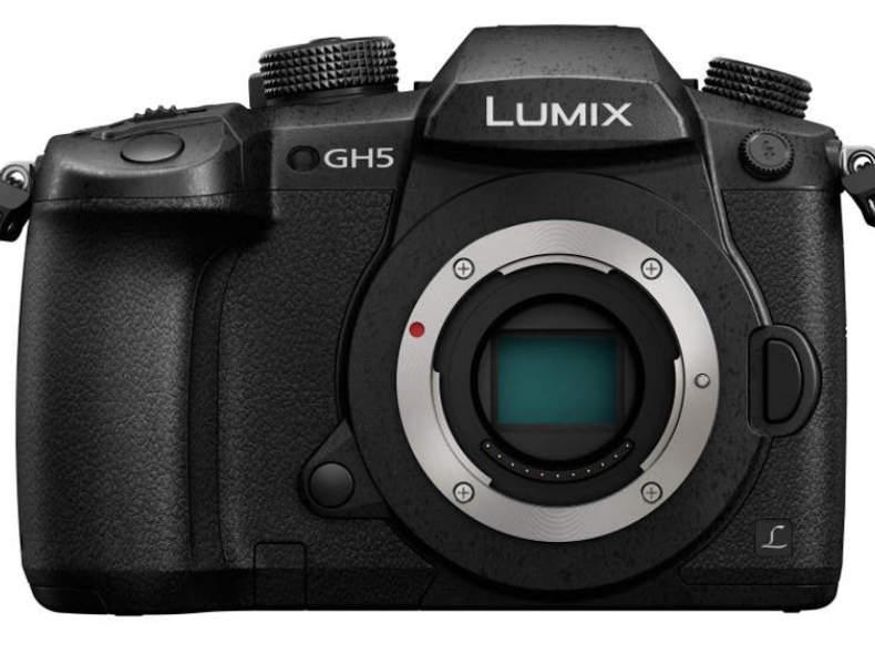 24288 Panasonic lumix Gh5