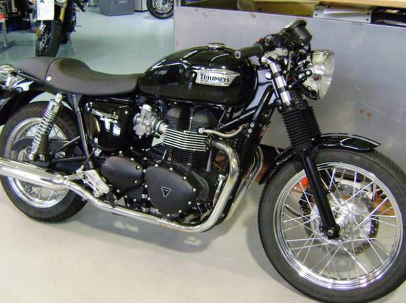 24346 Motorrad Triumph Bonneville