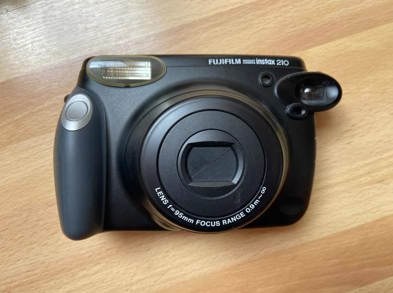 24434 Sofortbild Kamera