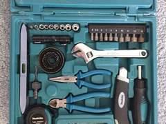 24437 Makita Werkzeug Kiste