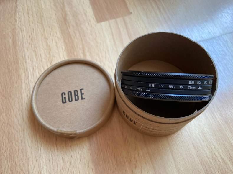 24446 Kamerafilter von Gobe