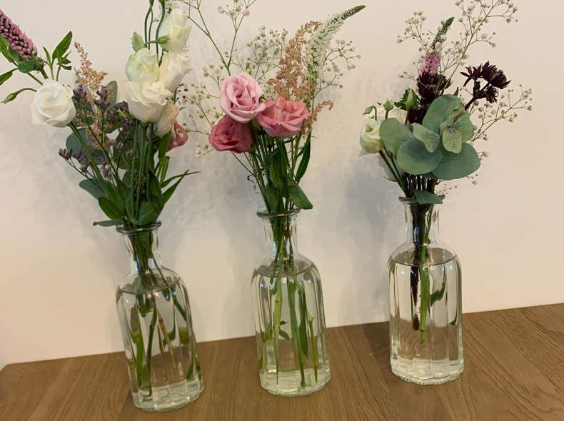 24512 Gerillte Vasen