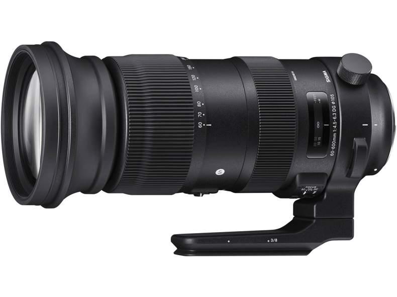 24518 Sigma 60-600 mm f/4.5-6.3 für Nikon
