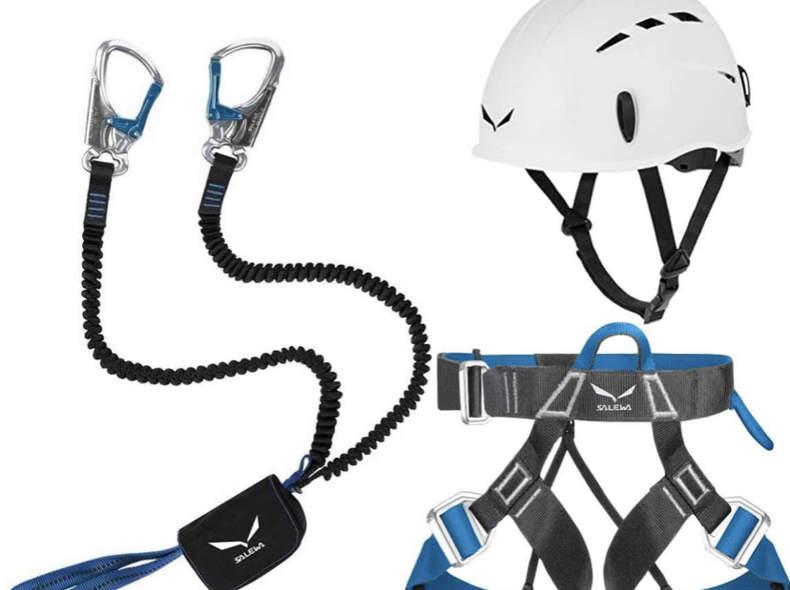 24590 Klettersteig set / Via Ferrata Set