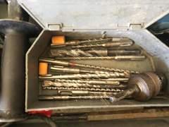 24595 Bosch Spitz- und Bohrhammer profi