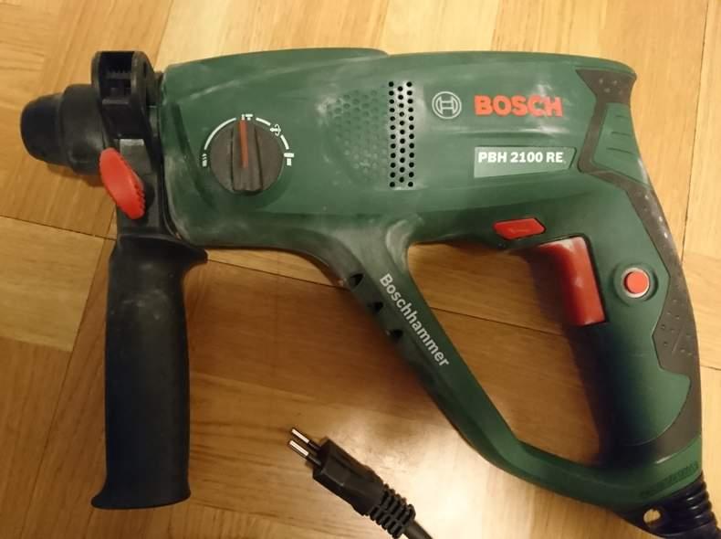 24639 Bohrhammer Bosch PBH 2100 RE