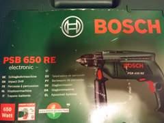 24643 Bohrmaschine Bosch PSB 650 RE
