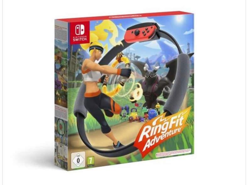 24665 RingFit Adventure  Nintendo Switch