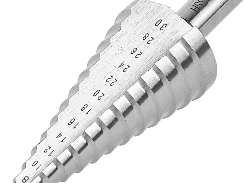 24708 LUX Stufenbohrer 6-30mm