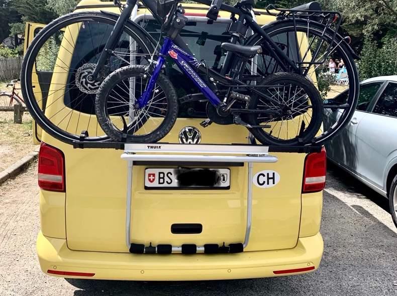 24714 VW T5 Veloträger