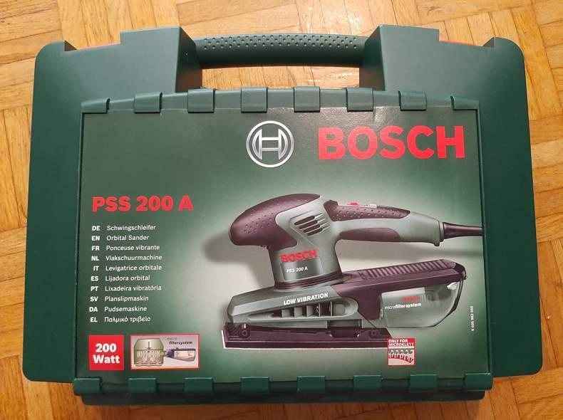 24890 Schwingschleifer Bosch