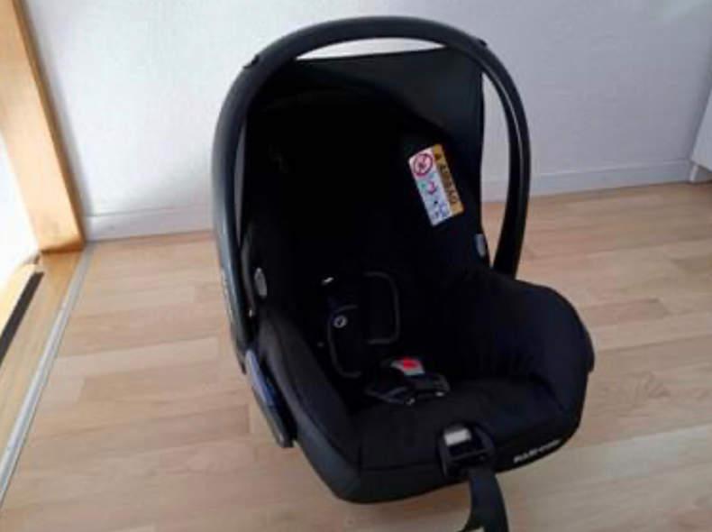24898 Maxi Cosy Citi Babysitz