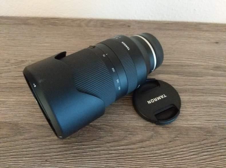 24959 Tamron 70 - 180mm 2.8 E-Mount