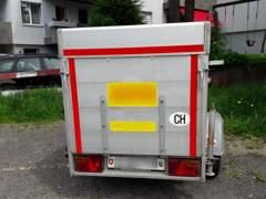 23356 Koffer-Sachentransportanhänger