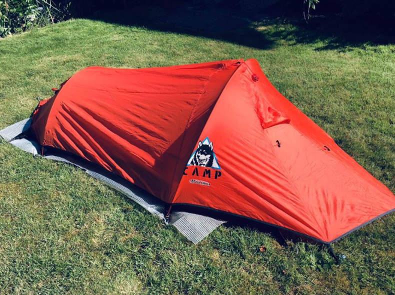25054 Zelt einmann oder einfrau