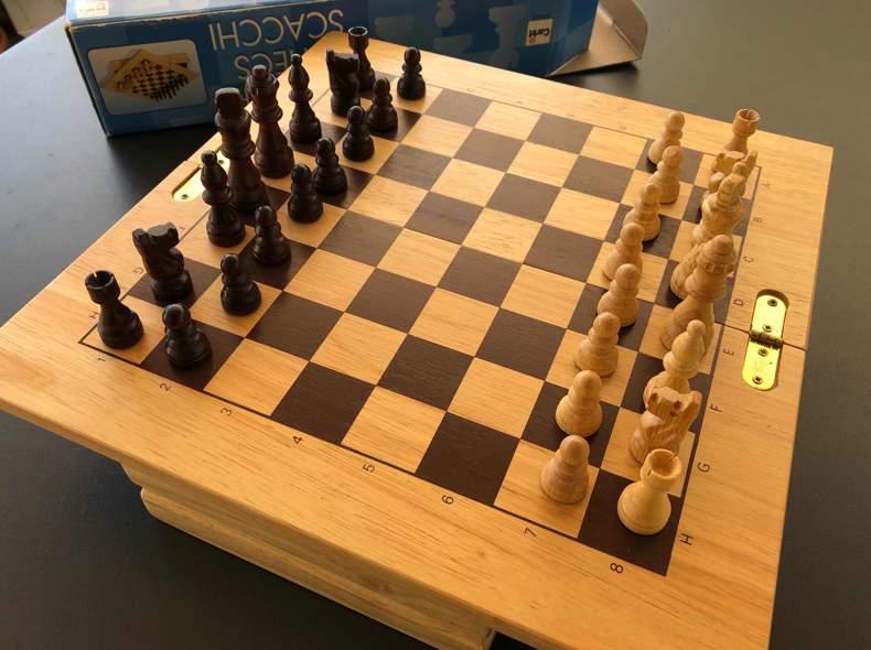 25063 Schach Spiel