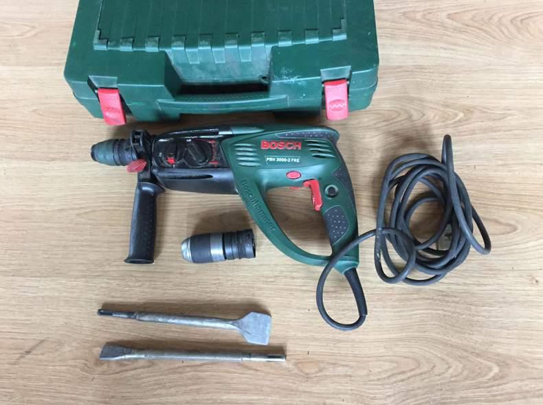 25131 Bohrhammer - Schlagbohrer