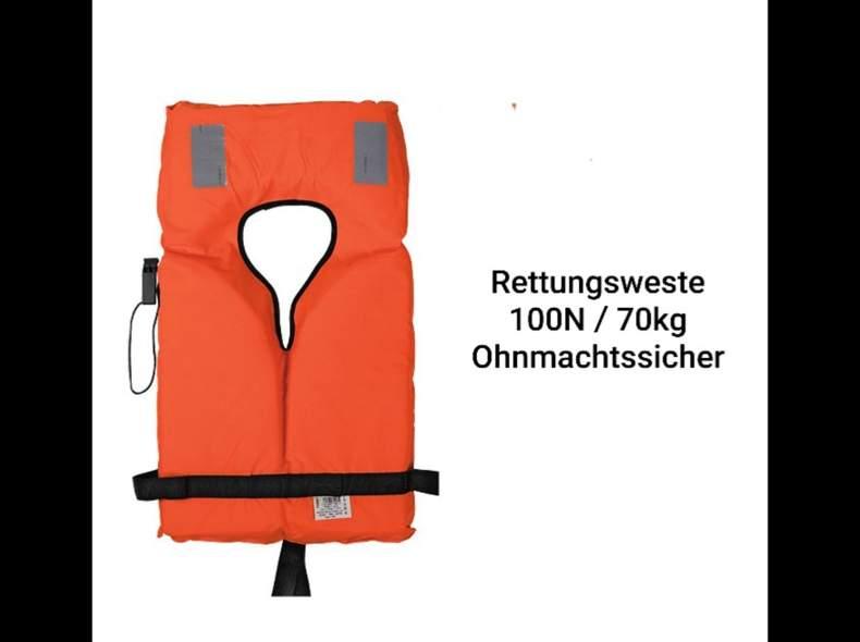 25162 Rettungsweste / Schwimmweste