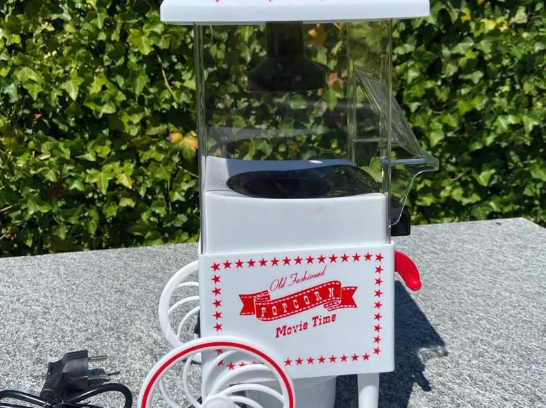 25193 Popcorn Maschine im Retro Design