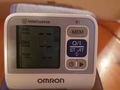 25202 OMRON R3 Blutdruckmessgerät