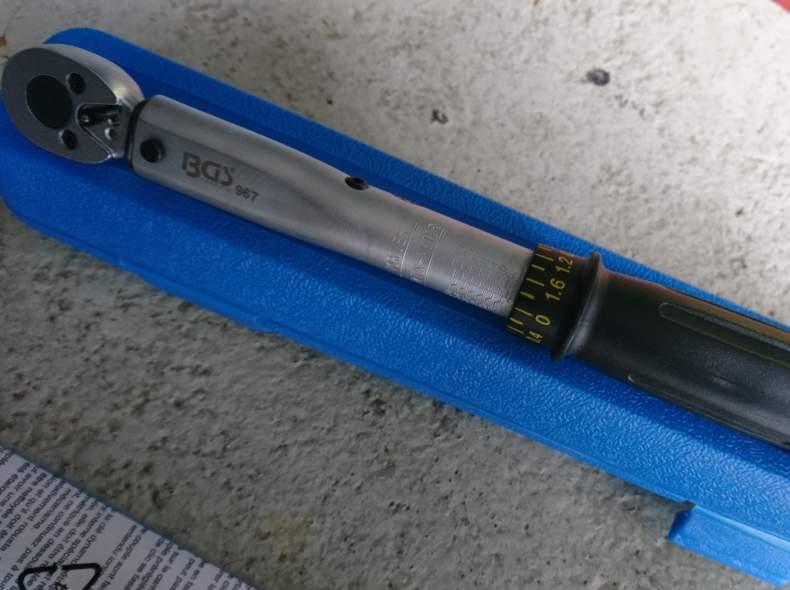 25304 Drehmomentschlüssel 6-30 Nm
