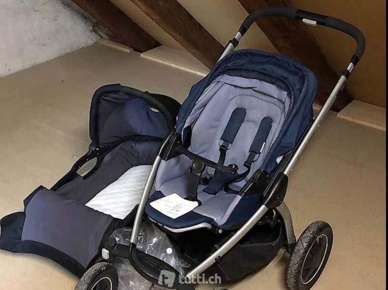 25309 Maxi-Cosi Mura 4 Plus Kinderwagen