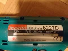 25311 Makita Akkuschrauber/Bohrschrauber