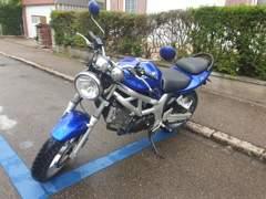 17156 Suzuki SV650