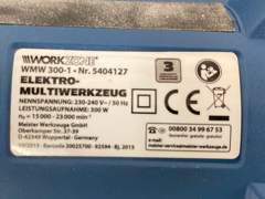 25481 Elektro Multiwerkzeug