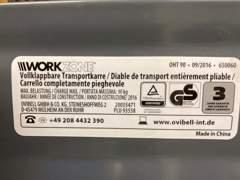 25485 Sackkarre, Transportkarre