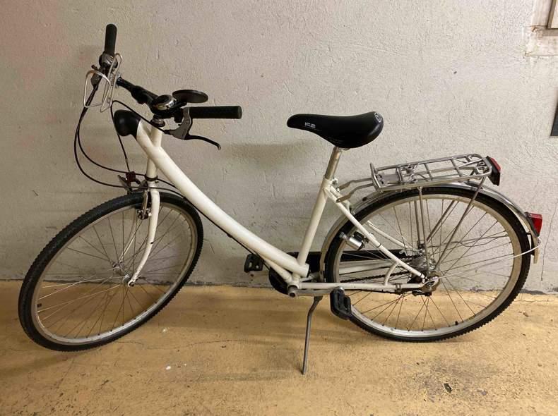 25491 Velo, Fahrrad