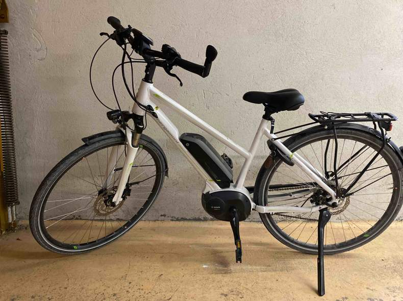 25497 E Bike 25 km/h