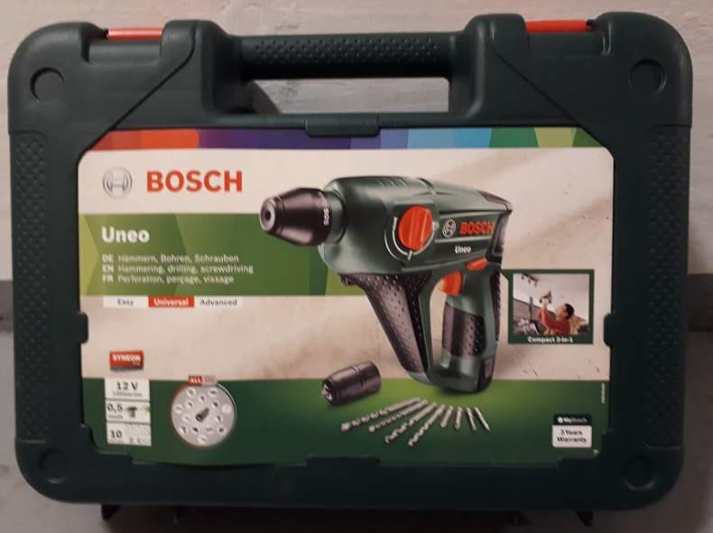 25504 Bosch Maschine Schlagbohrmaschine