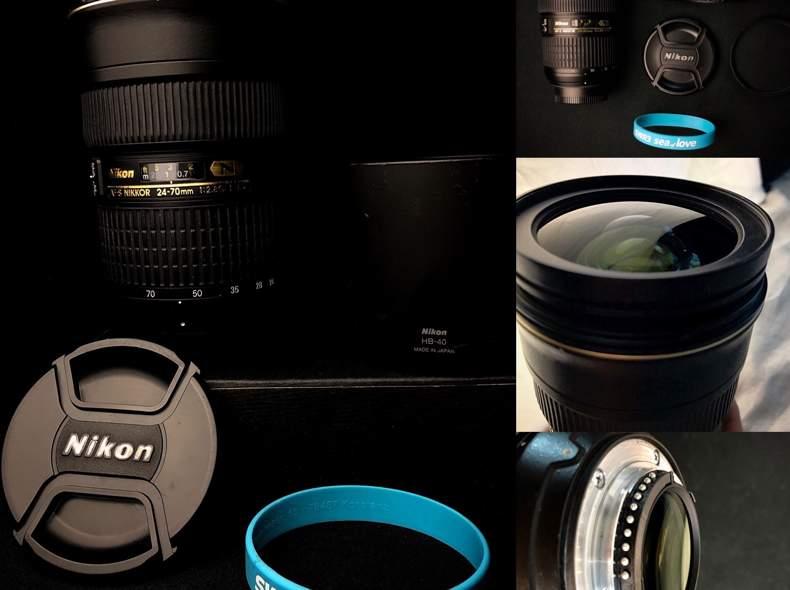 25523 Nikon 27-70mm AF-S F/2.8