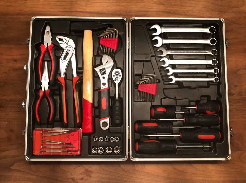 25556 Werkzeugkoffer