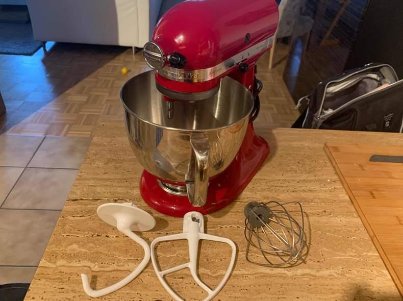 25569 Kitchen Aid Küchenmaschine