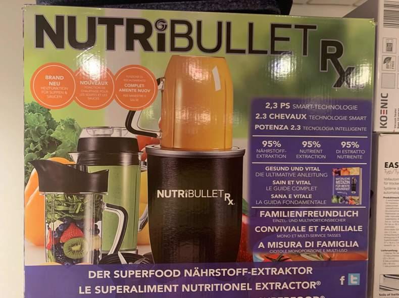 25574 Nutribullet RX 10 teilig