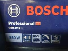 25630 Schlagbohrmaschine Bosch