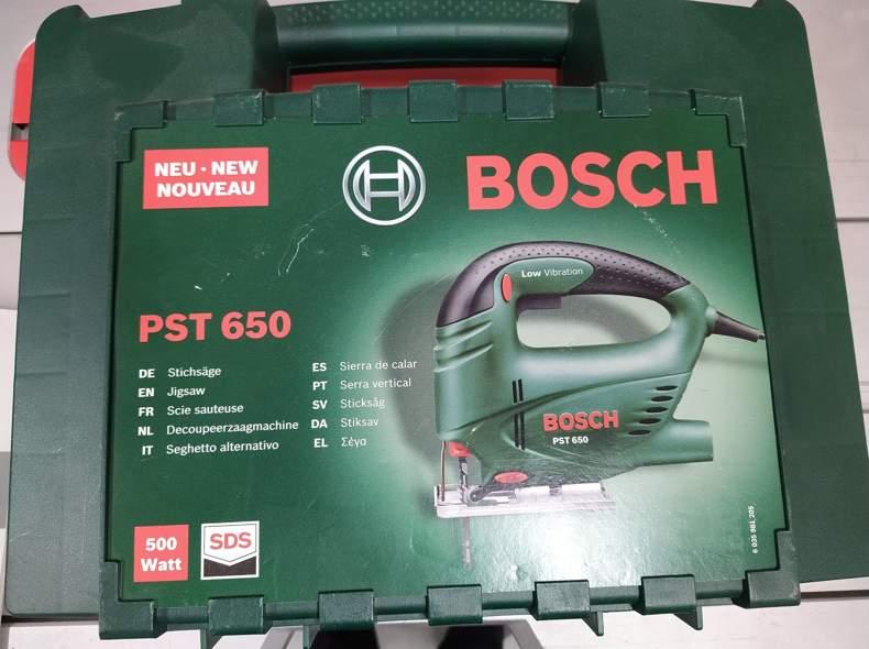 25660 Bosch Stichsäge