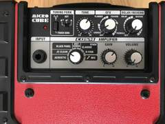 25723 Verstärker Roland Micro Cube