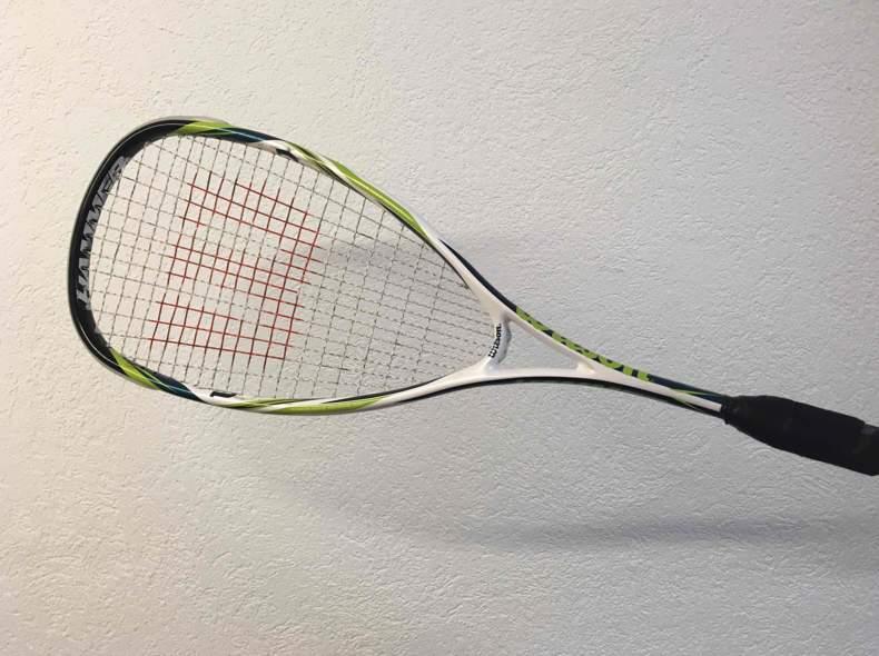 25758 Squash-Schläger