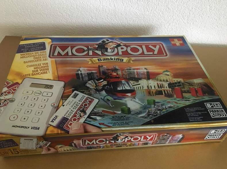 25764 Monopoly Banking