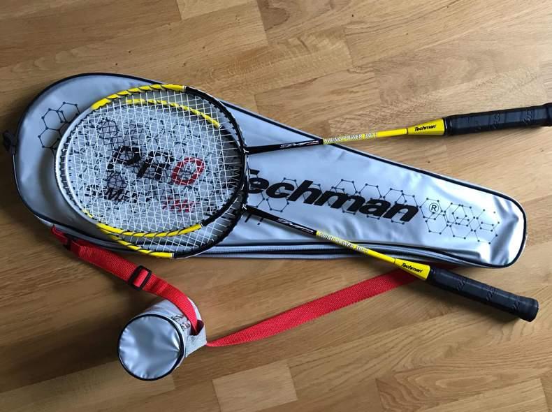 25766 Badminton-Schläger / Set
