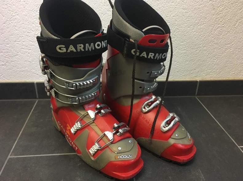 25767 Skitouren-Schuhe (Grösse 43