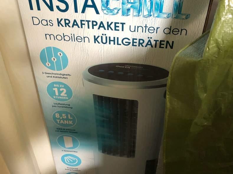 25853 Instagill Kühlgerät
