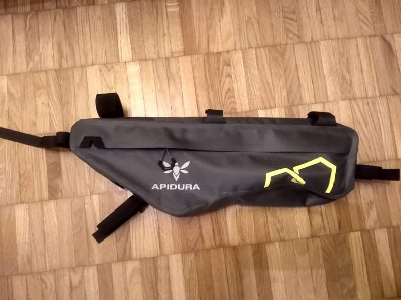 25870 Bikepacking Apidura 4.5L Framebag